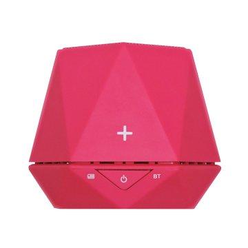 T.C.STAR 連鈺TCS1020PK 無線藍牙喇叭 粉紅色(福利品出清)