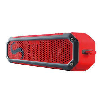 T.C.STAR TCS1120RD防水無線藍牙喇叭 紅