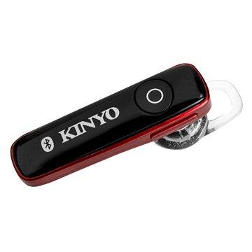 KINYO 金葉BTE-3633R藍牙立體聲耳機麥克風-紅
