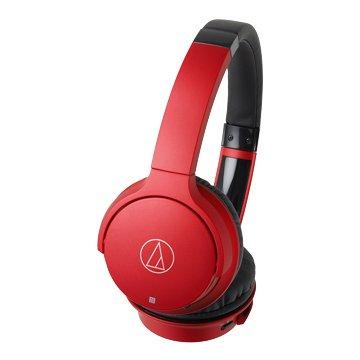 audio-technica 無線耳罩耳機AR3BT RD紅