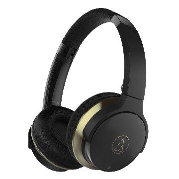 audio-technica 無線耳罩耳機AR3BT BK黑