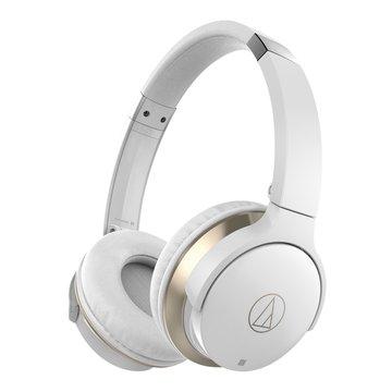 audio-technica 鐵三角無線耳罩耳機AR3BT WH白