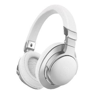 audio-technica 無線耳罩耳機AR5BT SV銀白