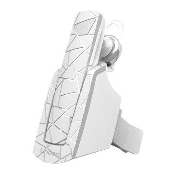 LinderoV1藍牙耳機-白