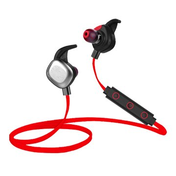QLA BR939S PLUS防水藍牙耳機-紅(福利品出清)