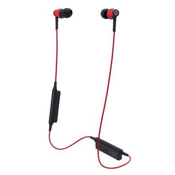 audio-technica 鐵三角藍牙無線耳機CKR35BT紅