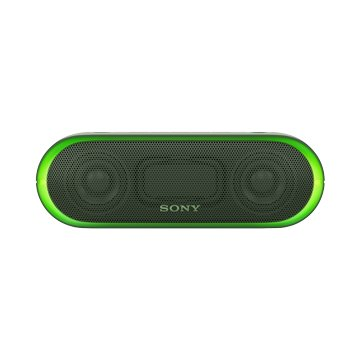 SONY 新力牌 SRS-XB20 藍牙喇叭-綠