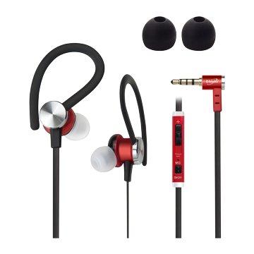 E-books S58 運動音控接聽耳掛式耳麥(2入)