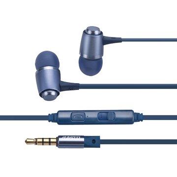 RASTO RS9 美型鋁合金入耳式耳機-藍