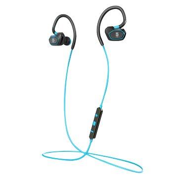 ifive 五元素 IPX4防水運動藍牙耳機-藍色