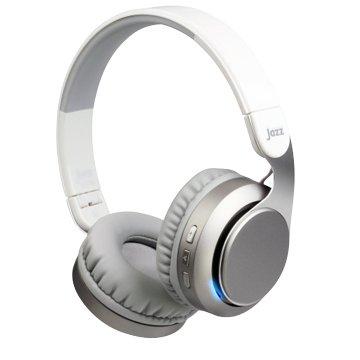 INTOPIC JAZZ-BT979 摺疊無線耳機麥克風-白