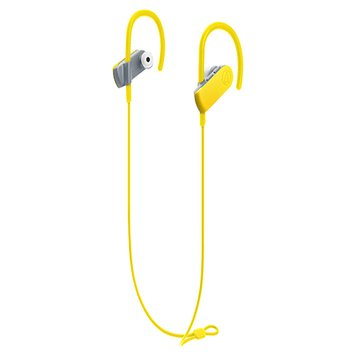 audio-technica 無線運動耳機SPORT50BT 黃(預購排單)