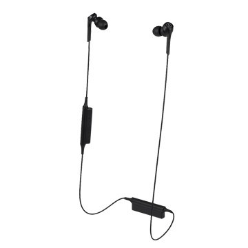 audio-technica 藍牙耳機CKS550XBT BK黑