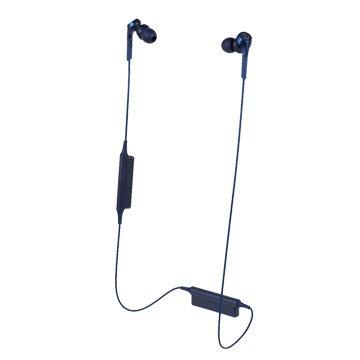 audio-technica 藍牙耳機CKS550XBT BL藍