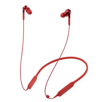 audio-technica 藍牙耳機CKS770XBT RD紅
