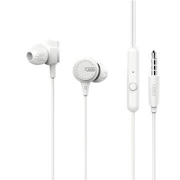 UiiSii  U8 HiFi高音質動圈入耳線控耳機-白