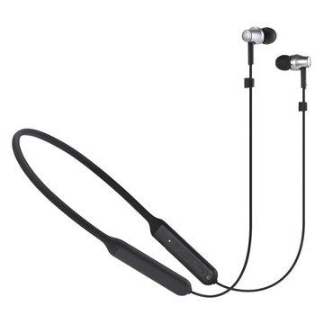 audio-technica 藍牙無線耳機 CKR700BT-銀