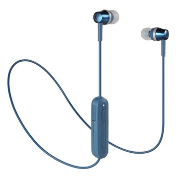 audio-technica 鐵三角藍牙無線耳機 CKR300BT-藍(福利品出清)