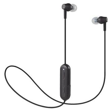audio-technica 鐵三角藍牙無線耳機 CK150BT-黑