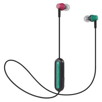 audio-technica 藍牙無線耳機 CK150BT-狂熱雙色