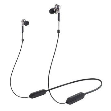 audio-technica 鐵三角 鐵三角重低音藍牙耳機CKS660XBT鐵灰