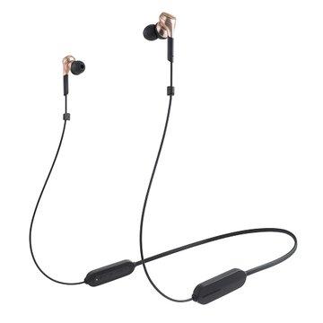 audio-technica 鐵三角 鐵三角重低音藍牙耳機CKS660XBT古銅金