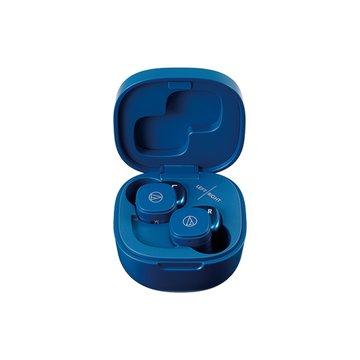 audio-technica 鐵三角鐵三角真無線耳機SQ1TW BL藍