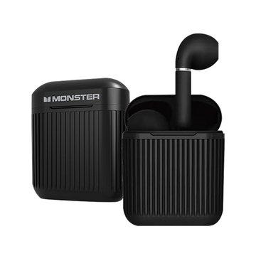 MONSTER 魔聲 Clarity 105無線藍牙耳機-黑