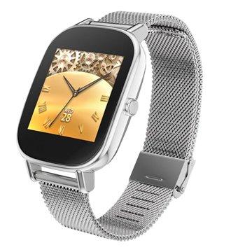ASUS 華碩 ZenWatch 2 小錶銀(銀鍊金屬)(福利品出清)