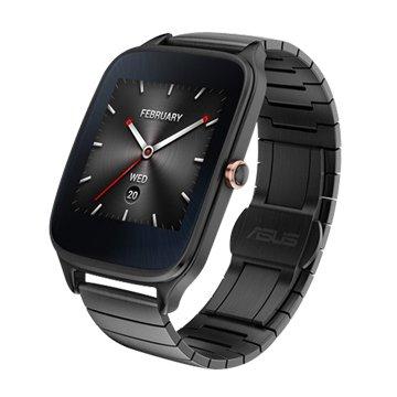 ASUS 華碩 ZenWatch 2 大錶紳士黑(金屬)-快充