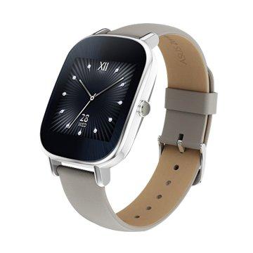 ASUS 華碩 ZenWatch 2 小錶裸膚(真皮)-快充