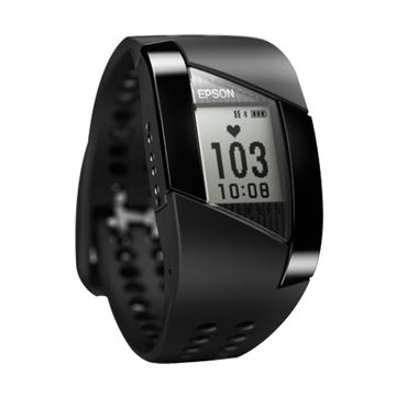 EPSON 愛普生PS-500B 心率智慧手錶