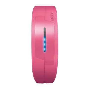 EPSON  PS-100P 粉紅心率有氧手環(M/L)