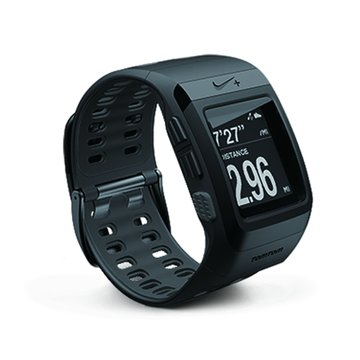 Tomtom 通騰 NIKE+SPORTWATCH GPS  運動手錶 (黑/黑灰)(福利品出清)