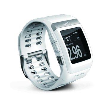 Tomtom 通騰 NIKE+SPORTWATCH GPS 運動手錶 (銀/白)(福利品出清)