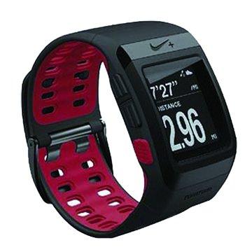 Tomtom 通騰 NIKE+SPORTWATCH GPS 運動手錶 (紅/黑灰)(福利品出清)