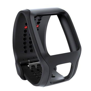 Tomtom 通騰 心率錶錶帶-酷黑(福利品出清)