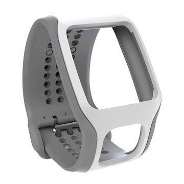 Tomtom 通騰 心率錶錶帶-白灰(福利品出清)