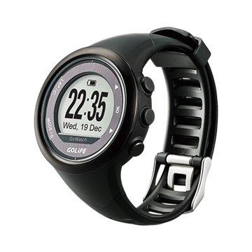 GOLiFE GoWatch 820i 藍芽三鐵運動腕錶-髮絲黑(福利品出清)