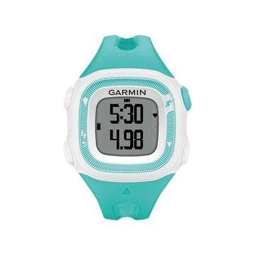 GARMIN Forerunner15 三合一運動健身跑錶綠(福利品出清)