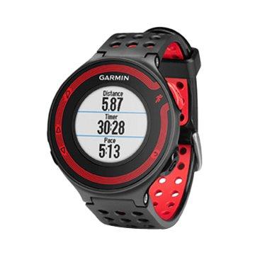GARMIN Forerunner 220 進階級跑步腕錶/(黑(福利品出清)