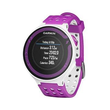 GARMIN Forerunner 220 進階級跑步腕錶/(紫(福利品出清)