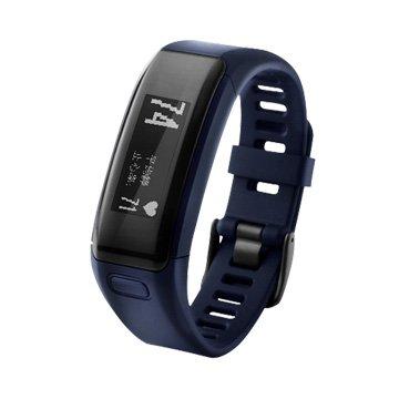 GARMIN  vivosmart HR心率智慧手環/藍(福利品出清)