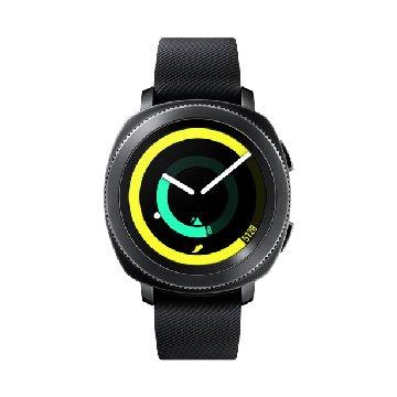 SAMSUNG 三星 Gear Sport 智慧運動手錶-黑