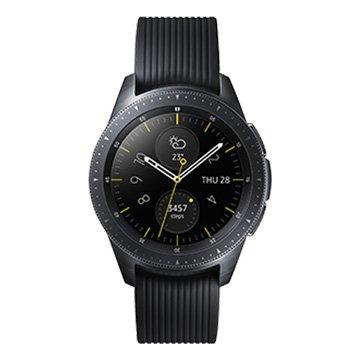 SAMSUNG 三星三星Galaxy Watch 1.2吋 藍牙版(42mm)R810-午夜黑