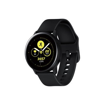 SAMSUNG 三星三星Galaxy Watch Active-GPS藍牙手錶-黑(客訂)