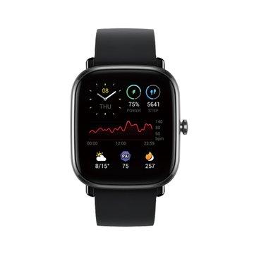 AMAZFIT 華米GTS 2 mini超輕薄健康運動智慧手錶-黑