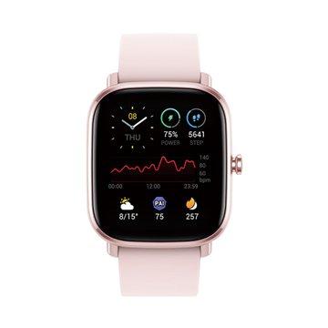 AMAZFIT 華米GTS 2 mini超輕薄健康運動智慧手錶-粉