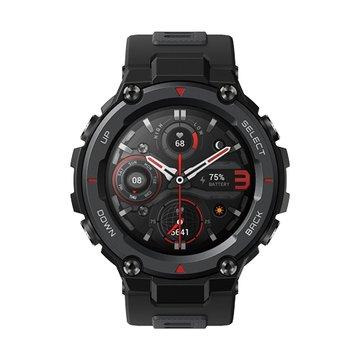 AMAZFIT 華米【Amazfit】2021升級版T-Rex Pro軍規認證智能運動智慧手錶-黑