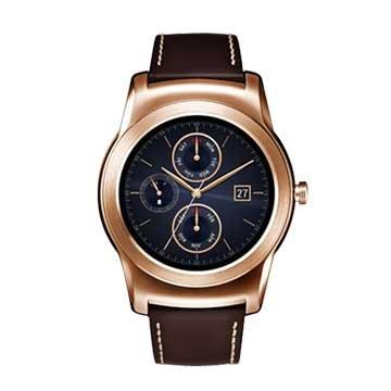 LG Urbane (W150)智慧手錶/金(預購)